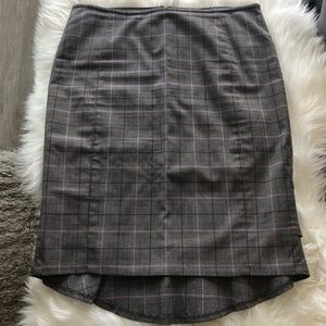 Rickis skirt with back ruffle - 8